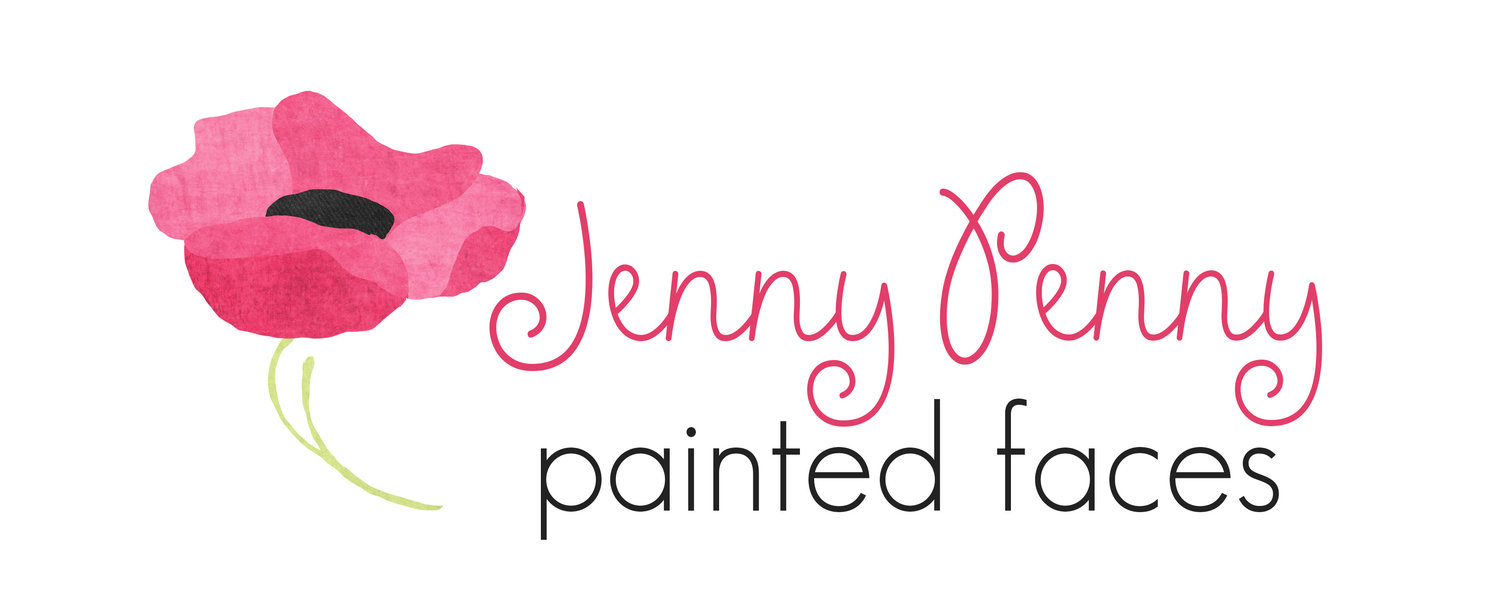 Jenny Penny Painted Faces