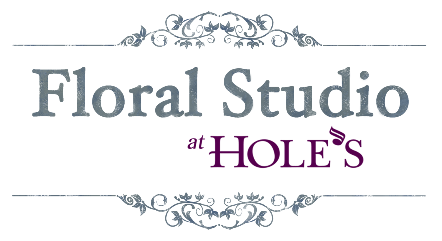 Floral Studio at Hole's