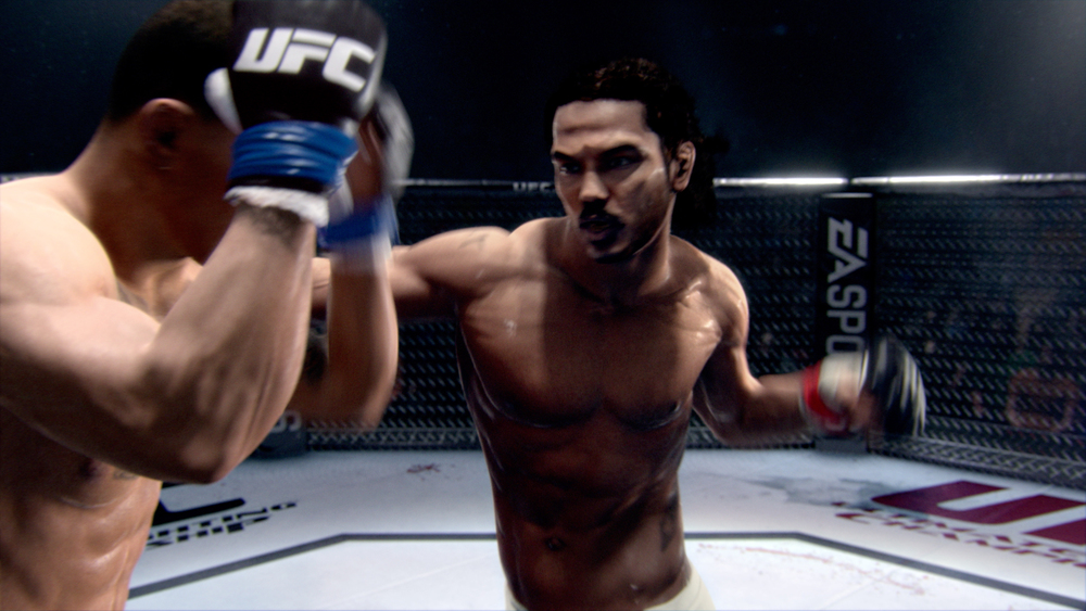UFC trailer / ea