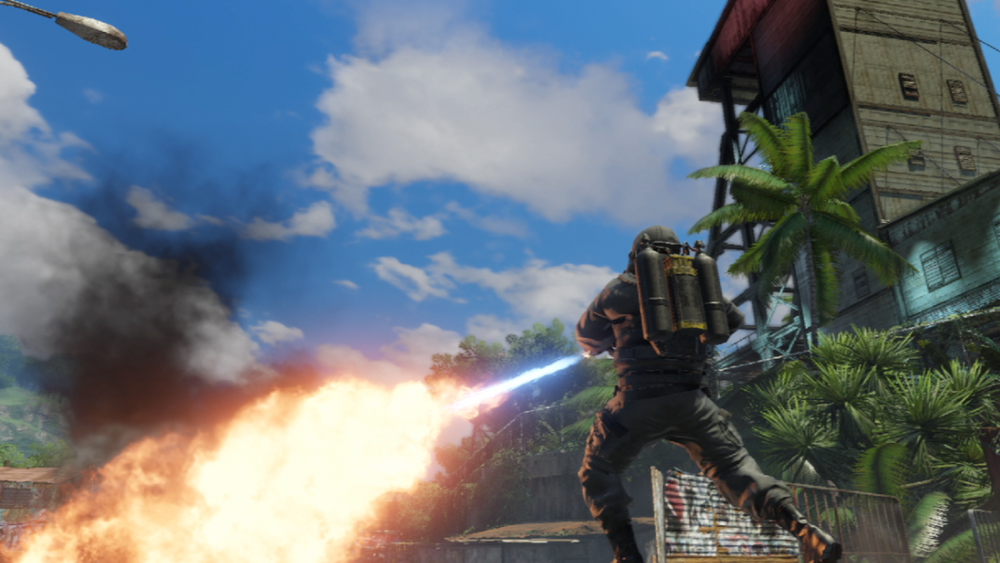 Far Cry III campaign &Trailer / ubisoft