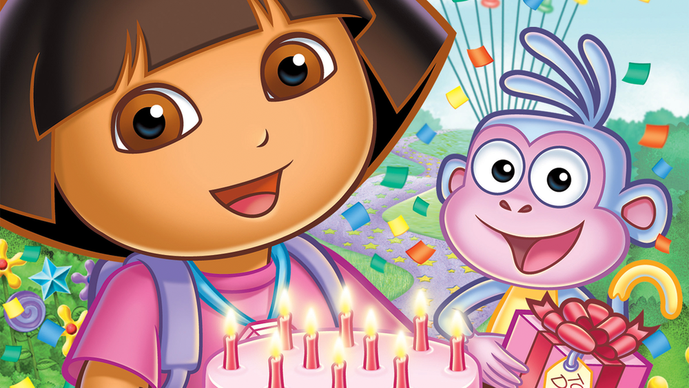 Nick Jr. Birthday Club website / nickelodeon