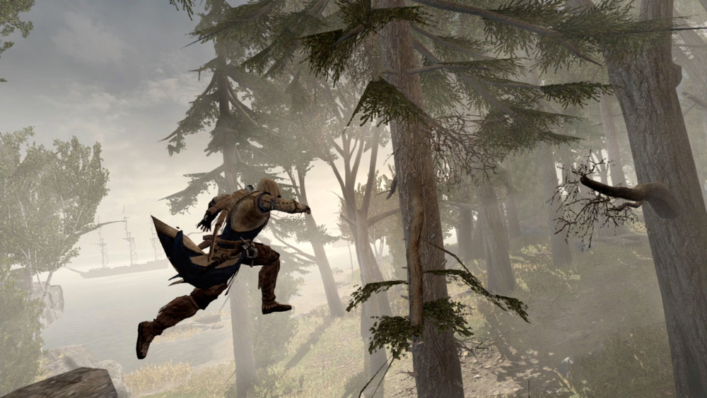 ASSASSIN'S CREED iii digital campaign / UBISOFT