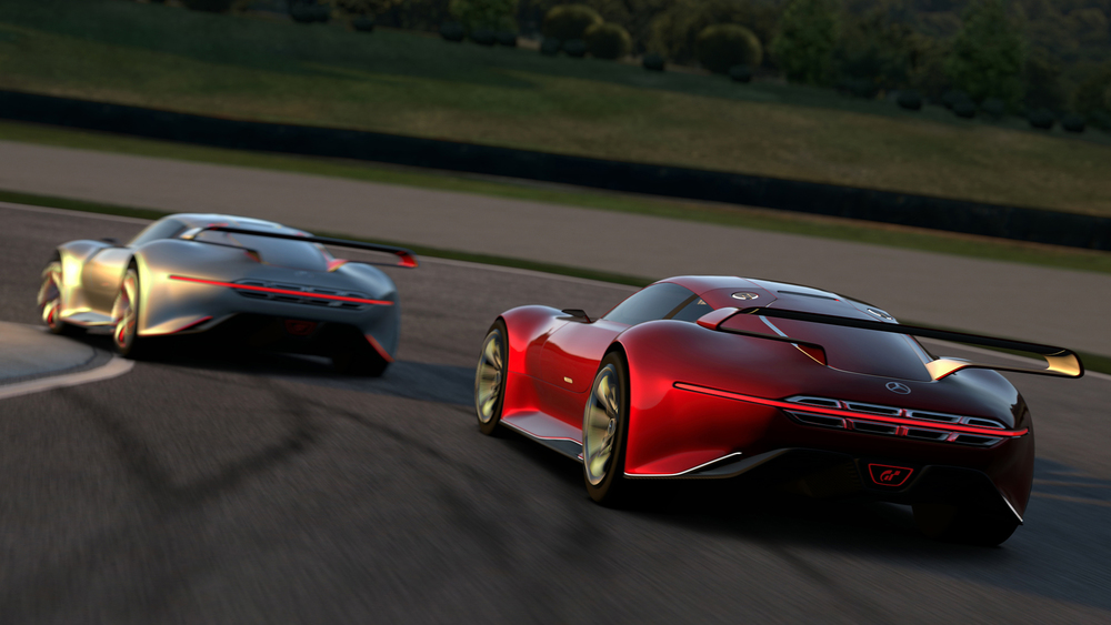 GRAN TURISMO 6 SOCIAL STRATEGY / SONY playstation