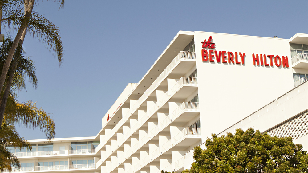 website / Beverly Hilton