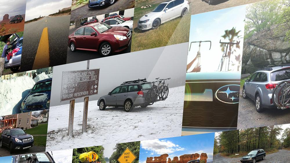 Dear Subaru Facebook Experience/ Subaru