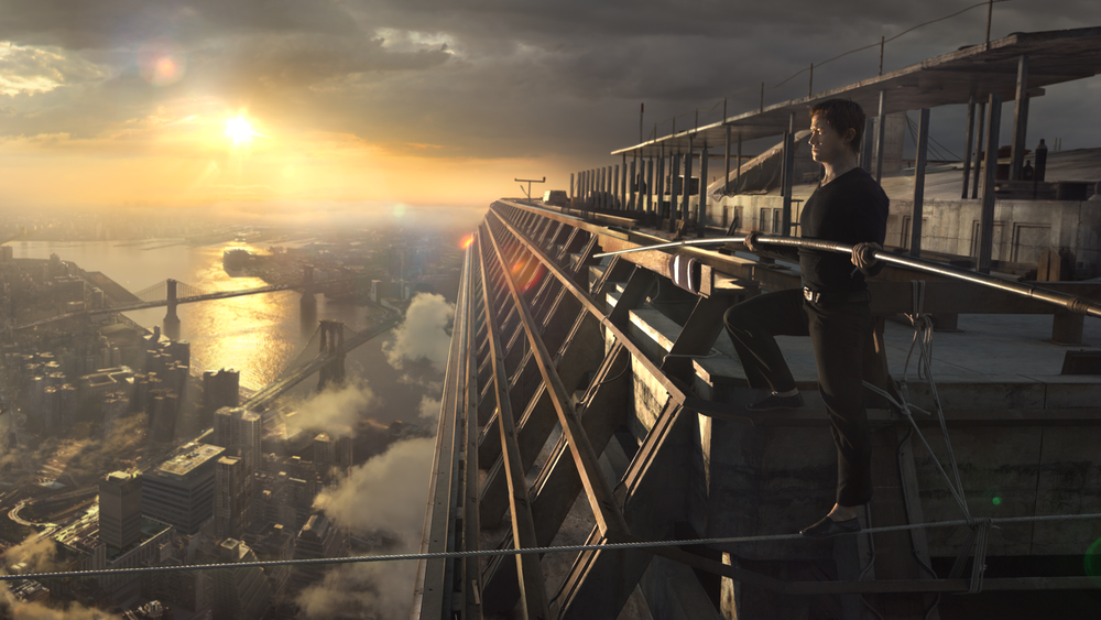 THE WALK WEBSITE / SONY PICTURES
