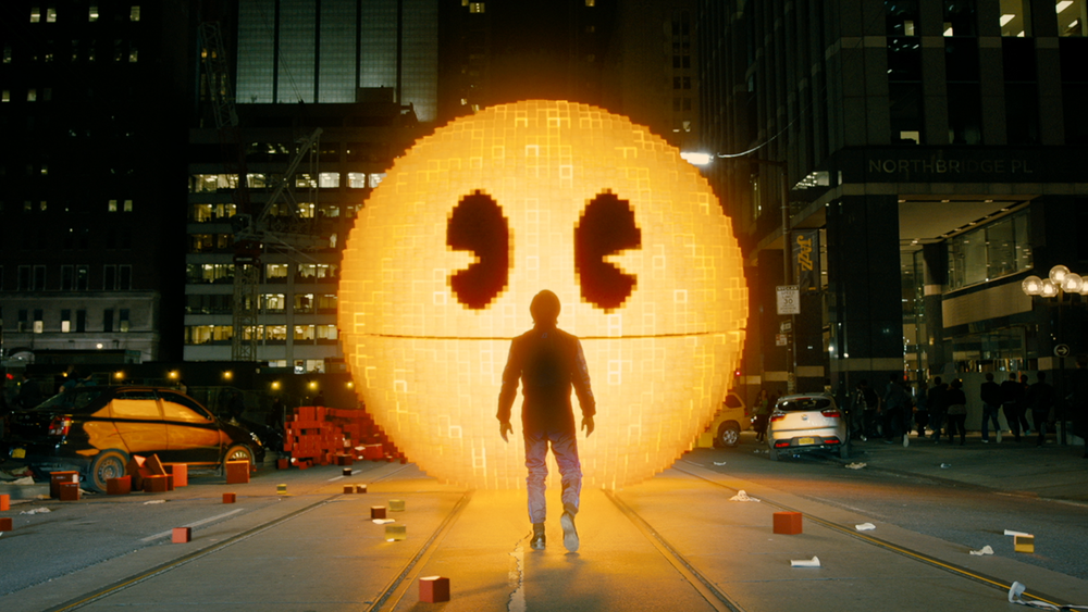 PIXELS WEBSITE & APP / SONY PiCTurES