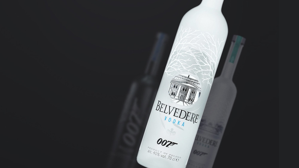 creating the Belvedere Spectre EXPERIENCE