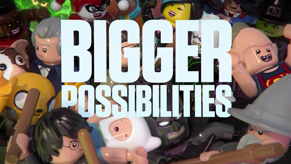 Lego dimensions / WBIE