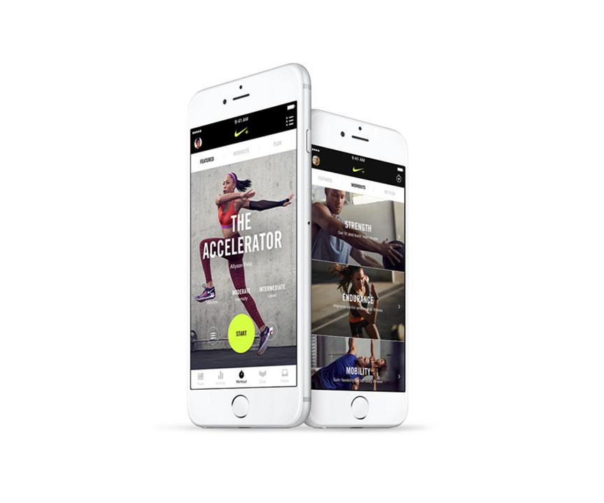 NTC App / Nike