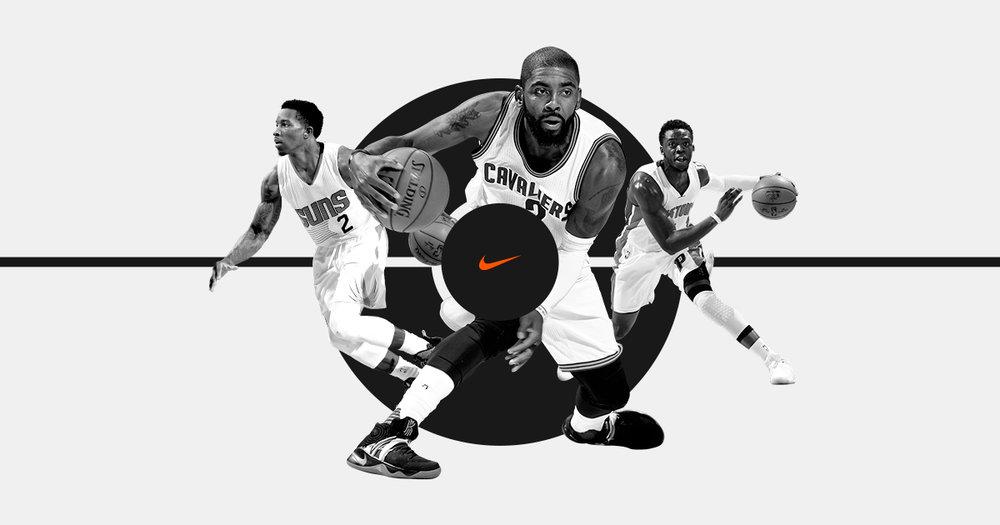 The blueprint / NIke Basketball