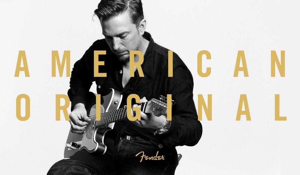 American original / fender