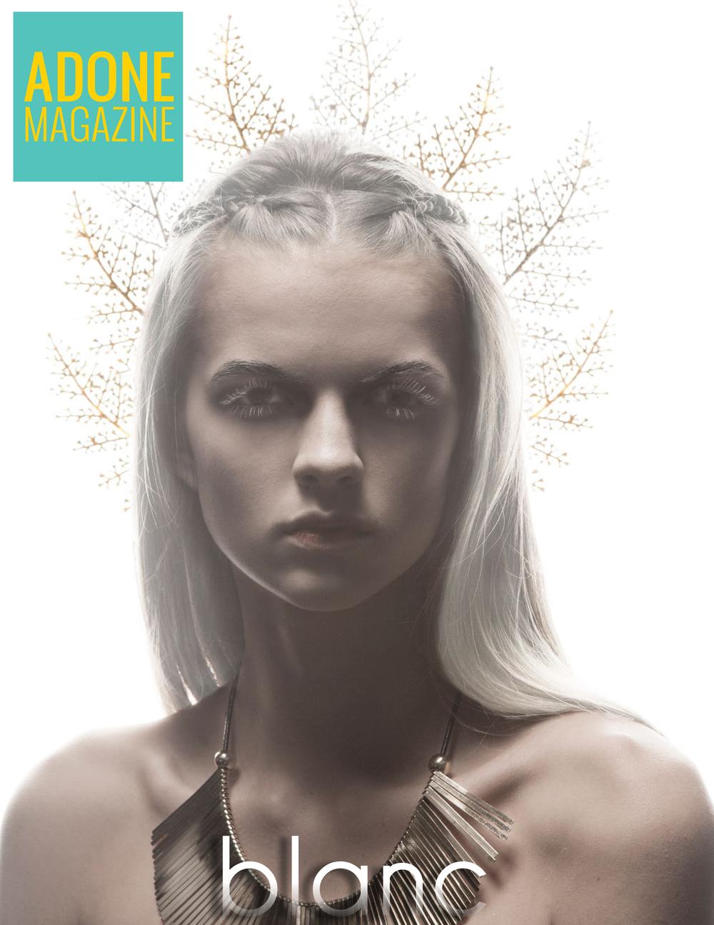 ADONE MAGAZINE - Blanc