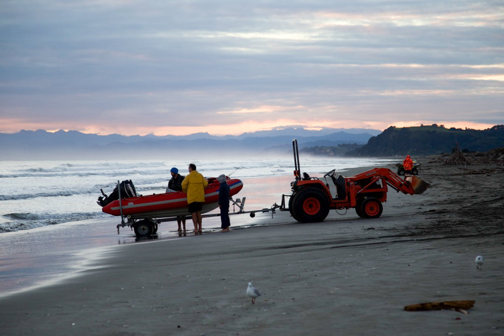 fishing on Ohope Beach winters morning.jpg
