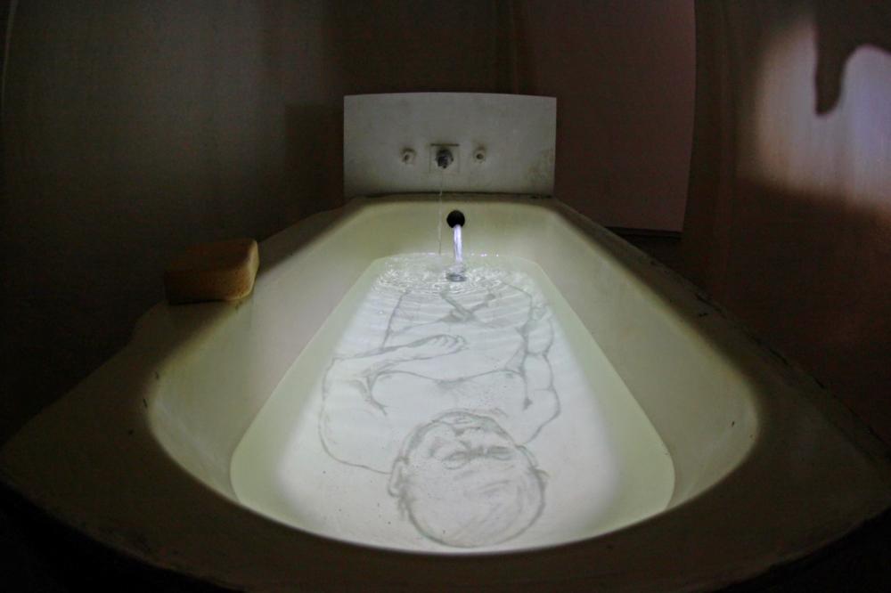 Taking A Bath (2014)