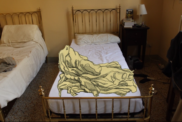 (Unmade) Bedsheets (2013)