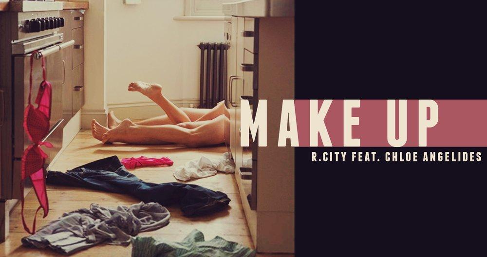 Make Up Lyric Video Pitch (2016)
