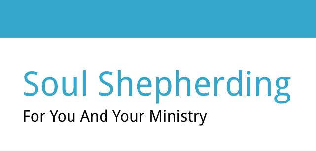 Soul Shepherding