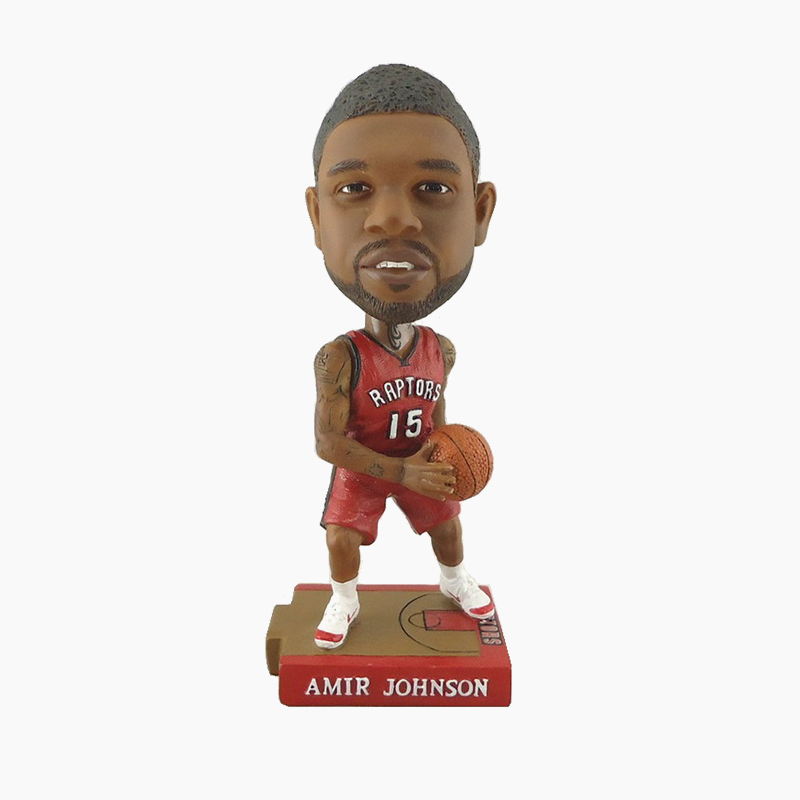 Amir Johnson Custom Bobbleheads