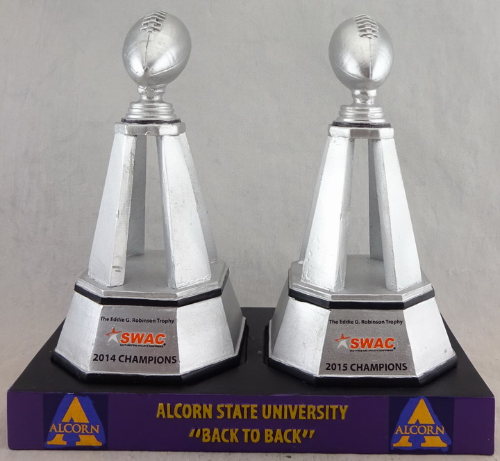 Alcorn State University, Dual SWAC Trophy Replica,  (1).jpg
