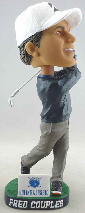 Boeing Classic-Virginia Mason Medical Center -  Fred Couples 108861,  7in Bobblehead.JPG