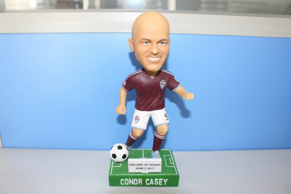 Colorado Rapids -  Conor Casey 112890, 7in Bobblehead.JPG