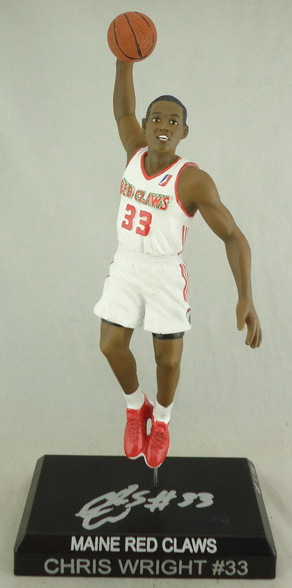 Maine Red Claws - Chris Wright 111160,  12th Scale.JPG