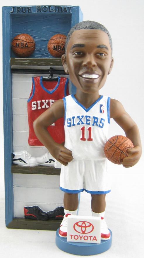Philadelphia 76ers - Jrue Holiday Locker 108525.jpg
