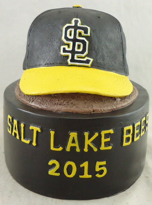 Salt Lake Bees - Cap Coin Bank 111635.jpg