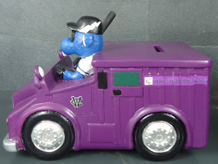 Windy City Thunderbolts - Boomer Armored Car Coin Bank 110972.JPG