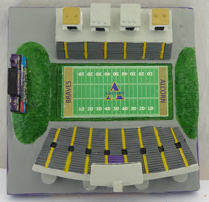 Alcorn State University, Alcorn Stadium Replica 113028, 4x4x2 (5).jpg