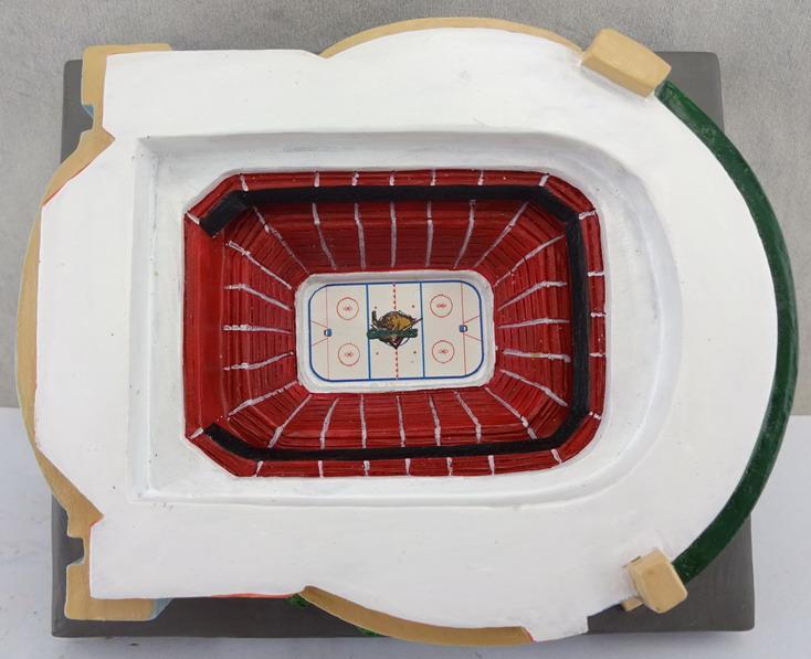 Utah Grizzlies - Maverick Center 113049, Stadium Replica with Removable Roof.jpg