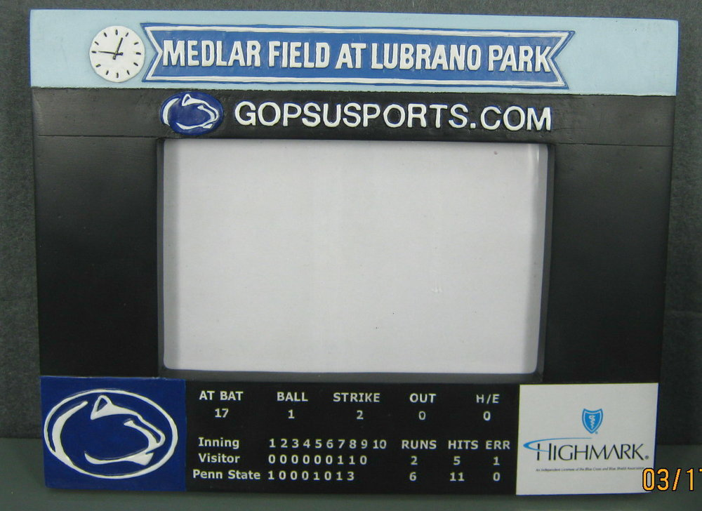 Penn State University - PSU Picture Frame 108233.jpg