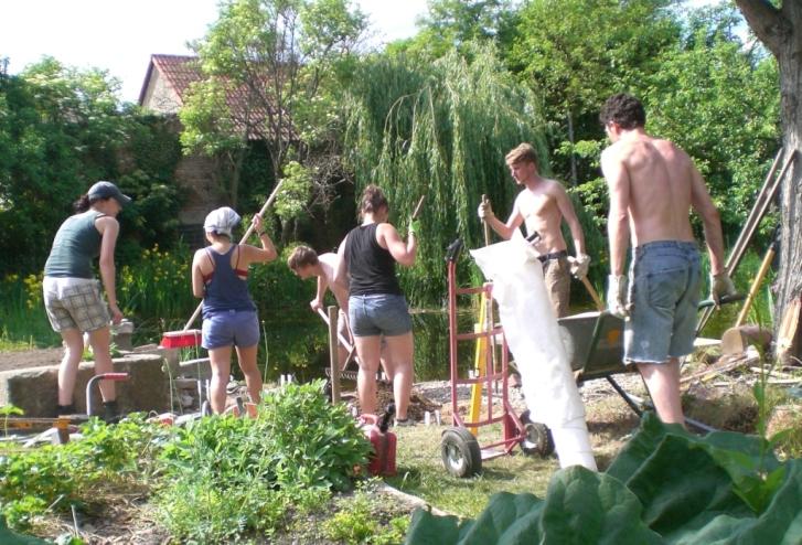 Hilfe Bei Gartengestaltung hilfe zur selbsthilfe neuland gartengestaltung