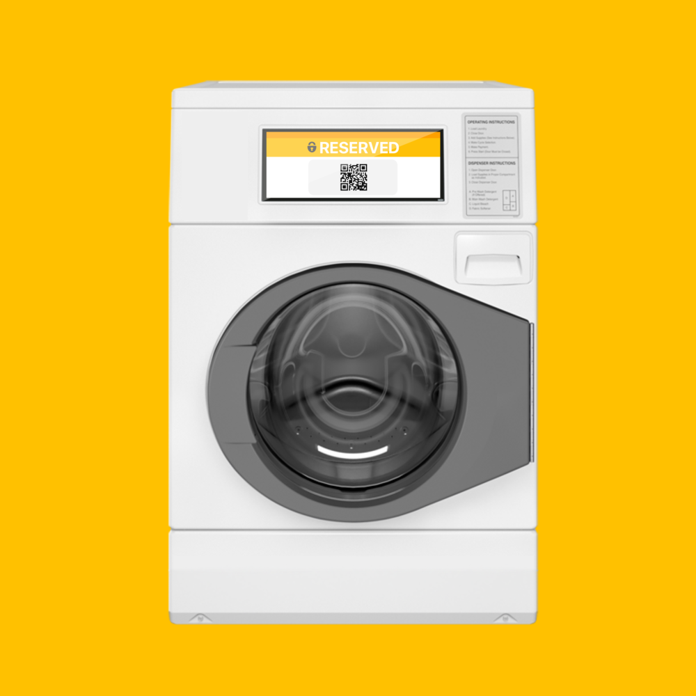 Swift Spin Reimagining the laundromat experience.