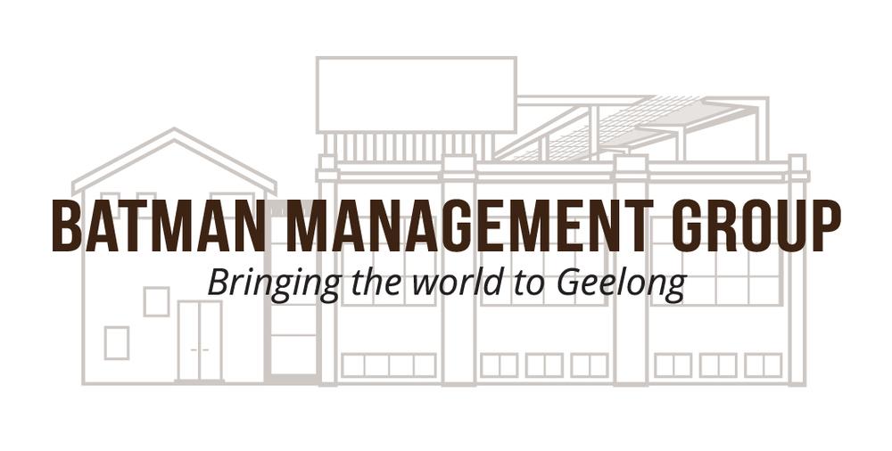 Batman Management Group Logo