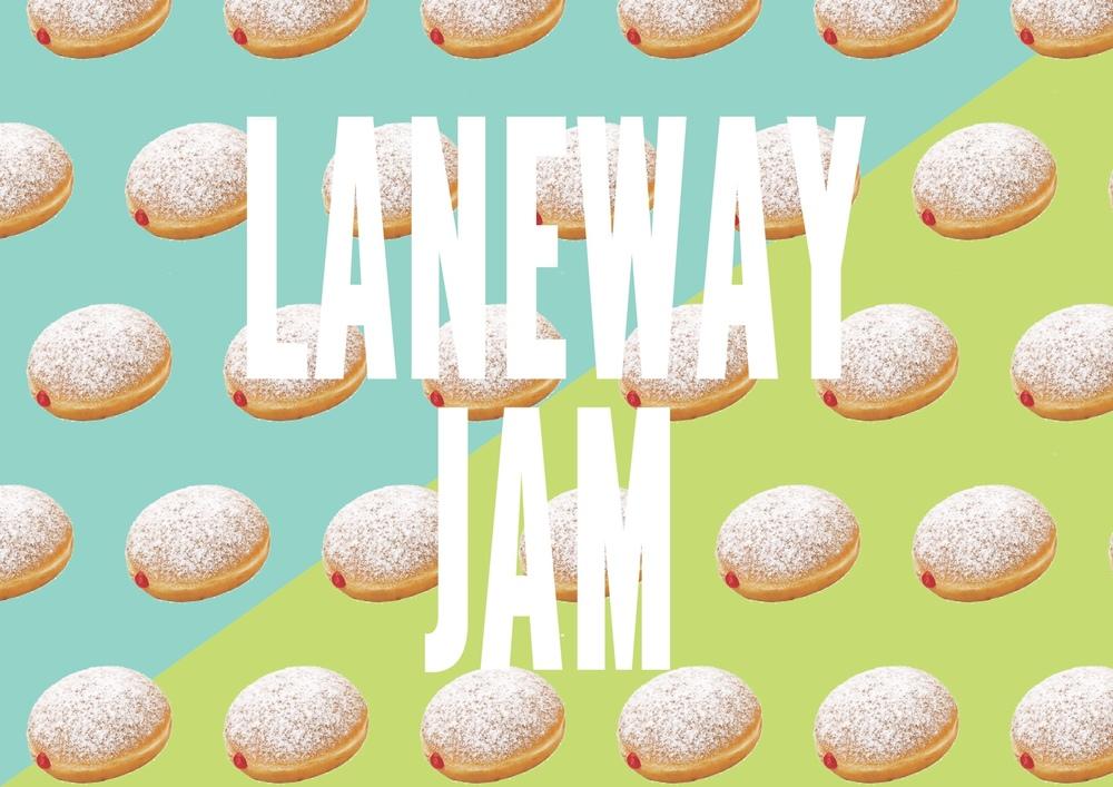 Laneway Jam (6-10pm)