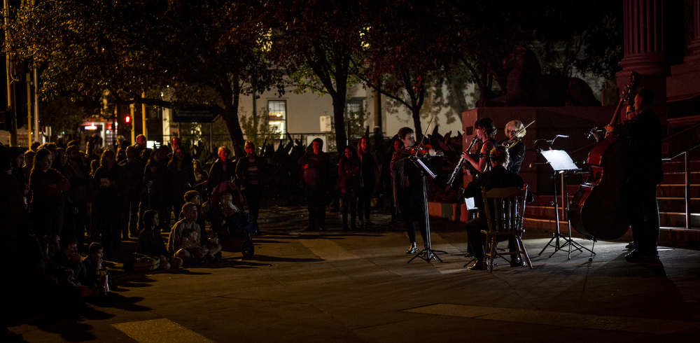 Artist: Geelong Symphony Orchestra; Photographer: Matt Houston