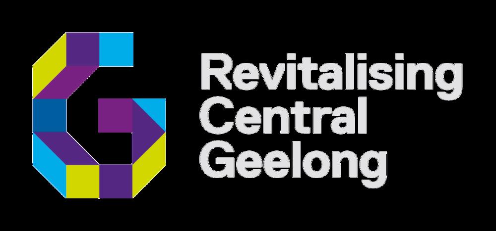 Revitalising Central Geelong logo