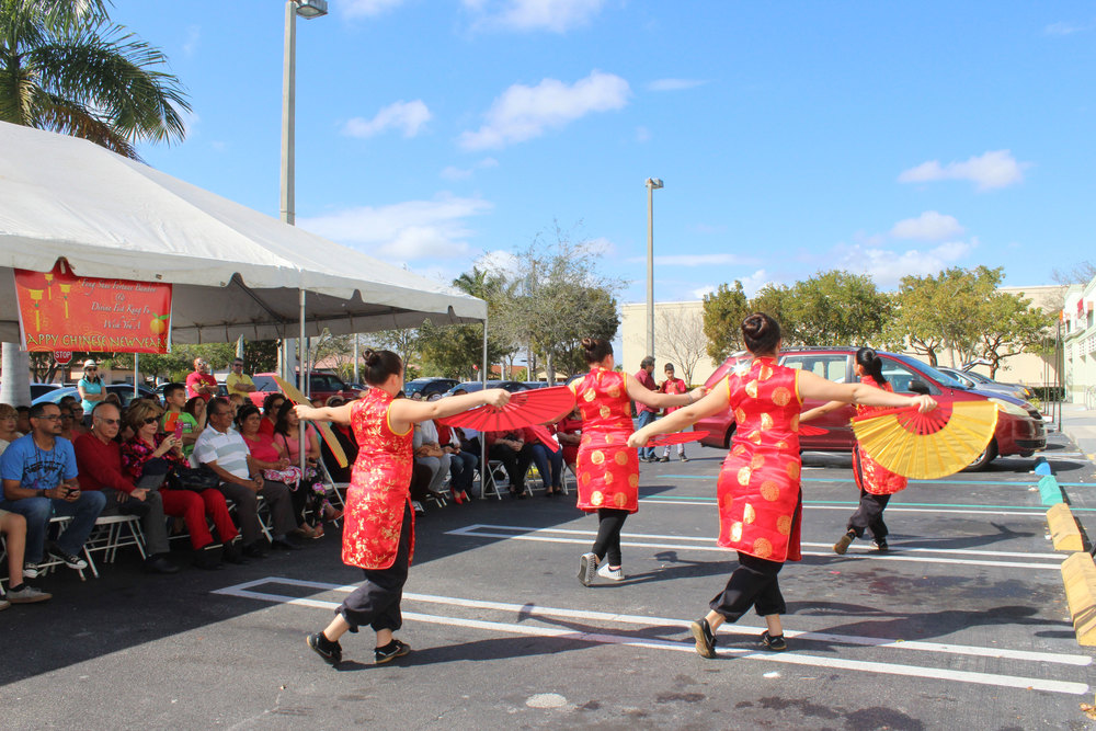 Kung Fu Performance by the students of the Divine Fist Kung Fu Academy!