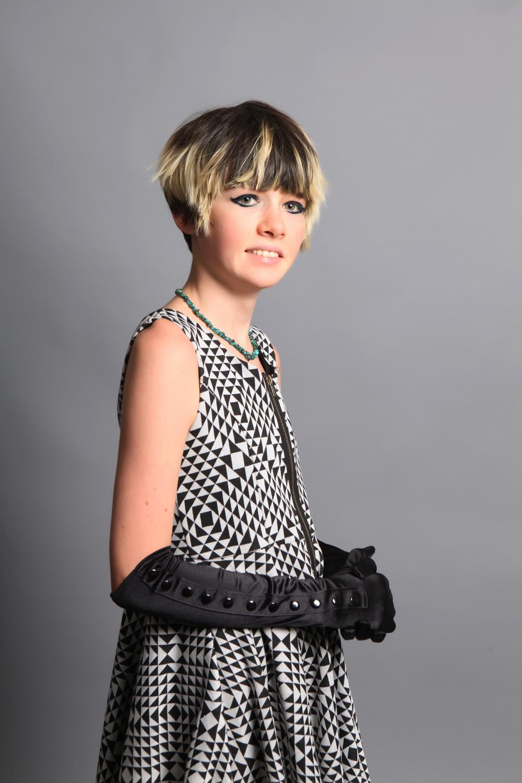 Style Walk For Coco Suit Harajuku Fashion Austin School Of Fashion Design