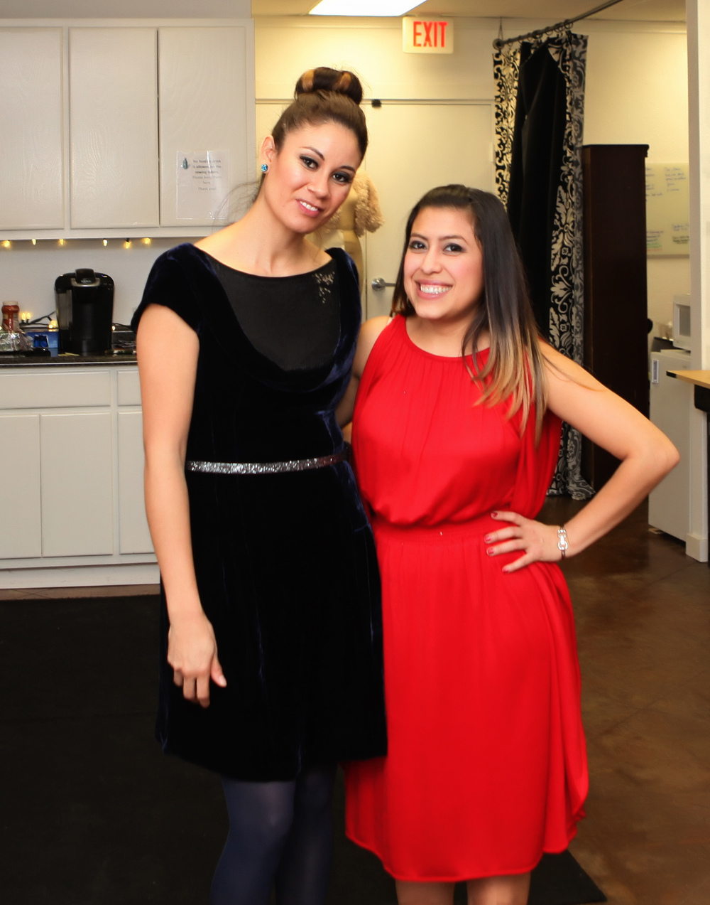 Photography by Beatriz-ASFD-Austin School of Fashion Design-Holiday Party-Austin-Fashion School-11