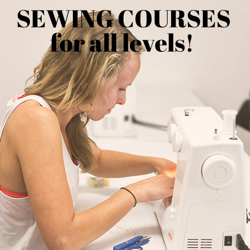 We offer a variety of classes from coats, capelets and more!