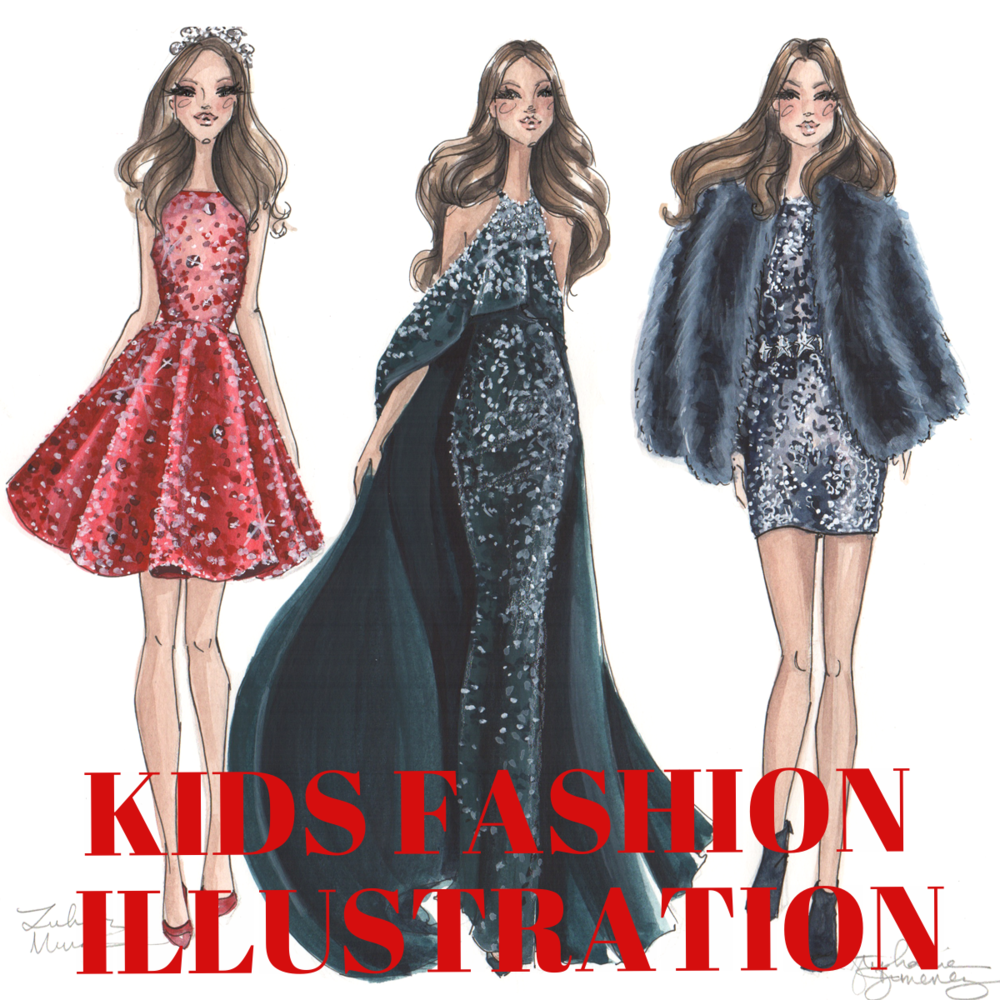 We have illustration workshops for all levels!
