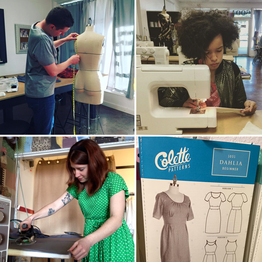 Fashion Design Classes in Austin