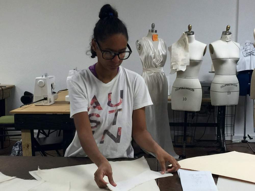 Fashion Garment Construction