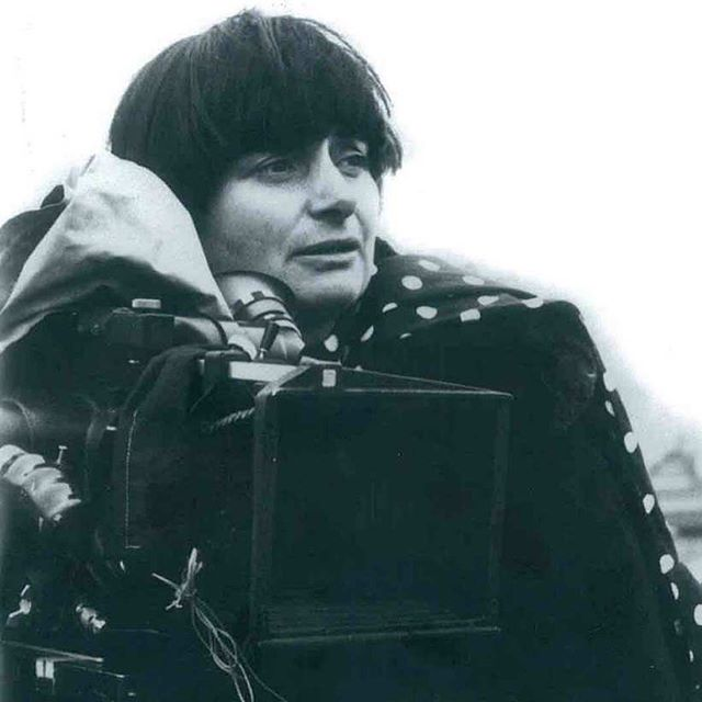 Nous aimons our #wcw Agnès Varda 😍 #femaledirector #womeninfilm #womandirector #feminism #frenchcinema #classicmovies