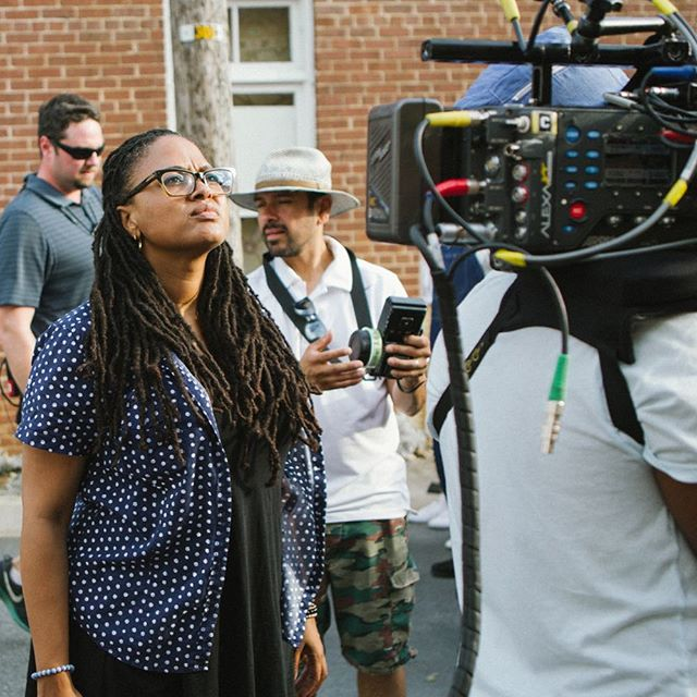 Today, we're grateful for birthday girl Ava DuVernay, a brilliant artist and inspiration for women in film everywhere. #avaduvernay