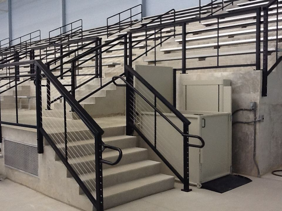 Commercial Wheelchair Lifts Can Save Building Owners Considerable Expense  When They Are Required To Make The Building Compliant With Local Or  National ...