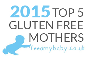 2015 Top 5 Gluten Free Mothers